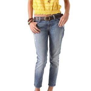 7 For All Mankind Roxanne Crop Jeans